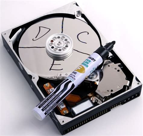 Properly Partition Your Hard Drive for Optimal Performance