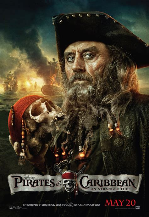 Pirates of The Caribbean 4 Trailer