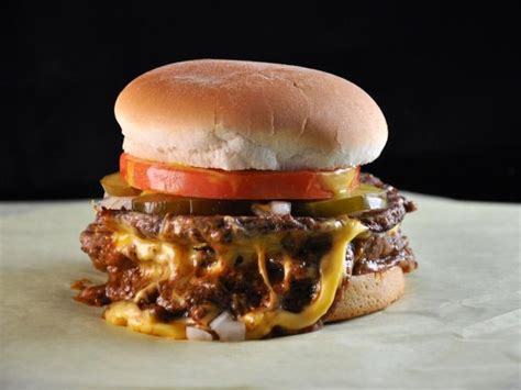 tommy's chili burgers